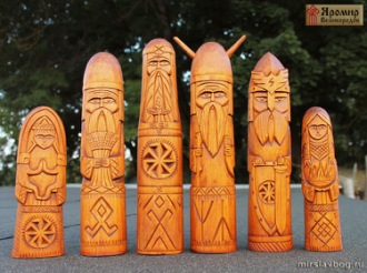 Скульптор Яромир Великородов -