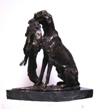 Скульптор Evgenia Dubrovina -